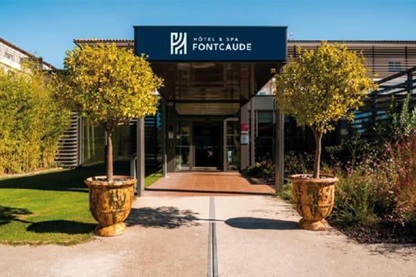 Hotel Spa Fontcaude